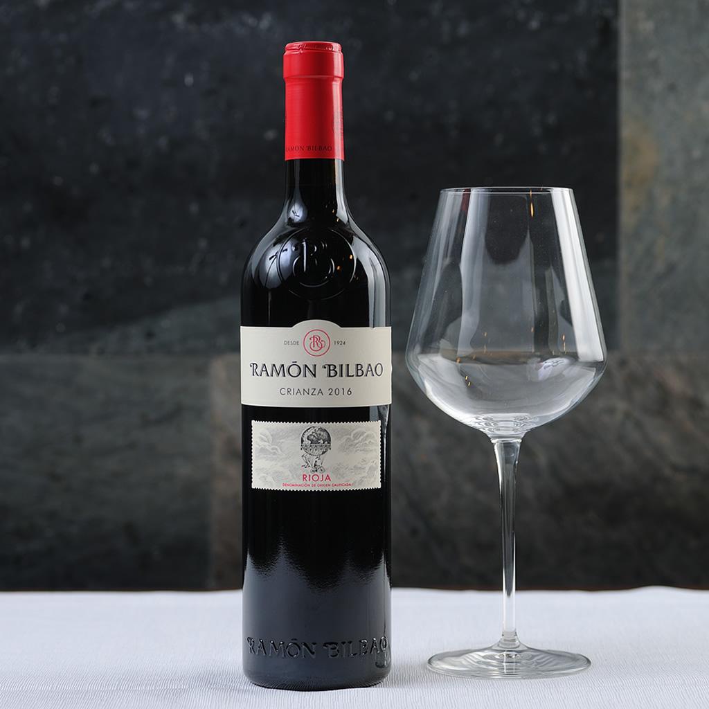 Ramón Bilbao Crianza | D.O. Rioja